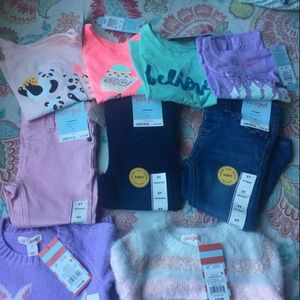 Other - New Toddler girl Clothes Size:2T